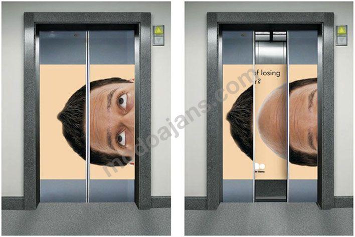 Asansör Kapısı Giydirme