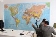 Duvar Haritası