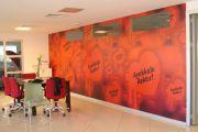 Topalantı Odaları Duvar Görsel Baskı