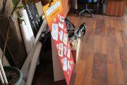 Maraşta Dondurma Ayaklı Reklam Pano İmalatı