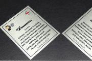 Lazer Markalama ve Metal Etiket İmalatı