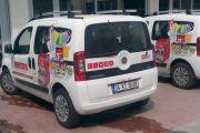 Fiat Filorino Araç Giydirme Lindo Kağıt