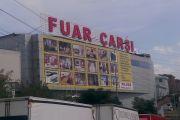 Fuar Çarşı Dış Mekan Reklam Baskı