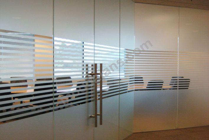 Ofisler İçin 3M Cam Filmi Uygulamalrı