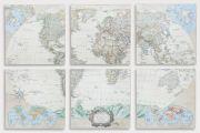 Parçalı Harita Tablo Üretimi