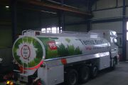 Petrol Ofisi Akaryakıt Tanker Giydirilmesi