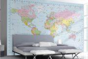 Ev ve Çalışma Ofislere Duvar Kağıdı Baskı