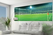 Tutugunuz Takımın Stadını Duvar Kagıdı Baskı