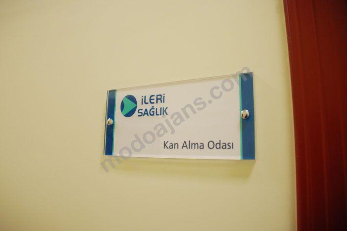 Hastane Yön Kapı İsimlikleri