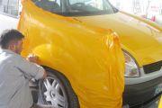 Ticari Taksi Renk Değişim İkitelli