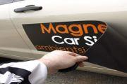 Araç Kaput Üzeri Mıknatıslı Magnet Logo