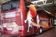 Basketbol Otobüs Giydirmesi