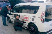 Araç Magnet Etiket İkitelli, Başakşehir