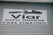 Park Etmeyiniz Araç Çekilir Etiketleri Başakşehir, İkitelli