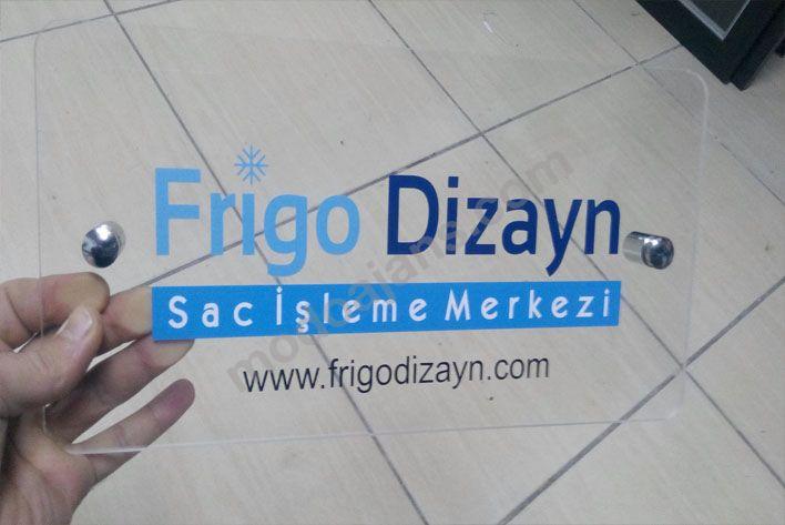 Pleksi Kapı İsmlikleri, Marmara Sanayii, Eskop Sanayii Kapı İsimlikleri